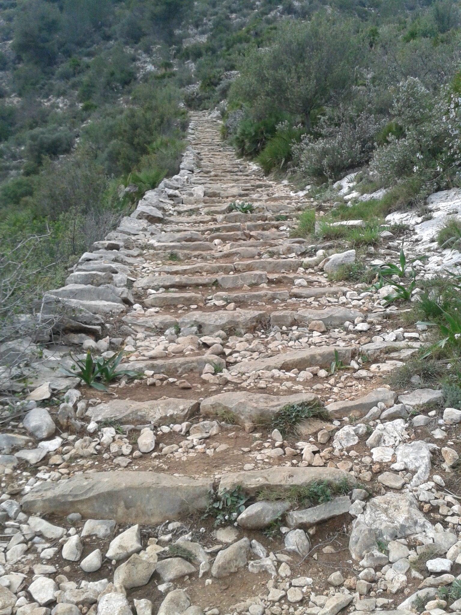 Escales de la senda de Laguar.albergxabiahostel.com