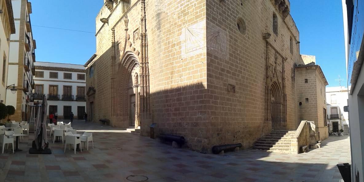 Esglesia fortalesa.albergxabiahostel.com